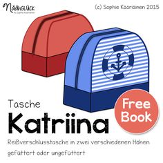 Näähglück by Sophie Kääriäinen: Katriina