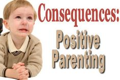 Consequences that teach new skills and Positive Parenting, #Supermomma style Is it justified? Is it reasonable?