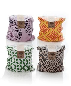 Assorted Set of 4 Soy Candles