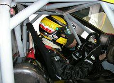 Kubica testing Renault Megane Trophy
