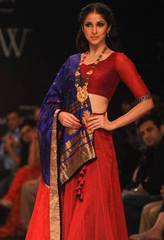 iijw 13 shringar house of mangalsutra gold ruby necklace