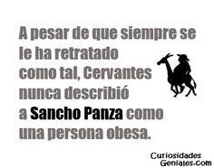 Miguel de Cervantes era tartamudo, situación que lo afectó de manera social y anímica.
