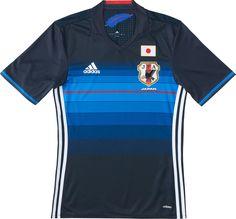 Adidas apresenta novas camisas da seleção do Japão - Show de Camisas
