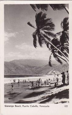 playa de Gañango.PUERTO CABELLO