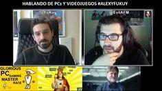 Hablando de videojuegos en DIRECTO con Fukuy 6