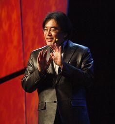 Satoru Iwata - Nintendo's CEO