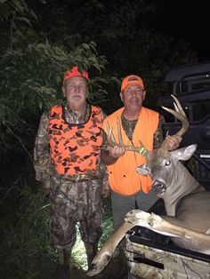 KANSAS TROPHY WHITETAIL DEER HUNTS - North Carolina Sportsman Classifieds, NC