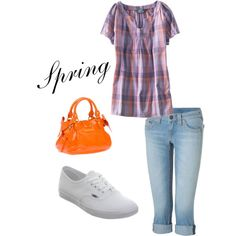 Spring, created by mizzugrl41 on Polyvore