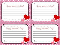 Valentines Day Candy Gram Note for Classmates, Team, Coworkers – Hyemi Lim - Valentines Appreciation Thank You, Employee Appreciation, School Staff, Sunday School, Printable Valentines Coloring Pages, Polka Dot Background, Blank Background, Candy Grams, Valentine's Day Quotes