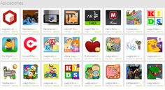Recopilación de varias apps de realidad aumentada para educación. #app #realidadaumentada