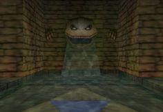 Legend of Zelda - Ocarina of Time Audio Atmosphere~The Shadow Temple~#temple #shadow #zelda #link #ocarinaoftime