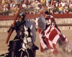 Medieval, Fair Grounds, Palenque, Sevilla Spain, Mid Century, Middle Ages