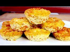 2 καρότα 1 κρεμμύδι και 4 αυγά! Λίγα λεπτά και το δείπνο είναι έτοιμο! # 424 - YouTube Healthy Breakfast Recipes, Brunch Recipes, Healthy Recipes, Onion Recipes, Chicken Recipes, Cake Legumes, Egg Tart, Veg Dishes, Egg Dish