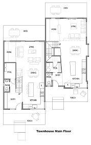 best townhouse floorplan design - Google Search