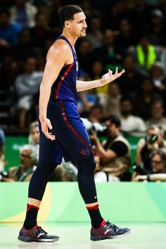Klay Thompson | Team USA versus Australia