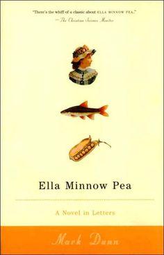 Ella Minnow Pea Book Review