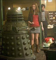 Amy Pond, Victory of the Daleks, Leather Jacket 2