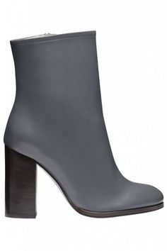 30 Gorgeous Work Shoes For Every Office (& Budget) #refinery29  http://www.refinery29.com/budget-work-shoes#slide-4  Ankle Boots Neutral in elephant gray, this option offers a mod vibe.