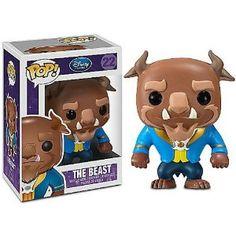 Funko POP Disney The Beast Vinyl Figure