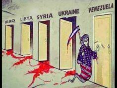Saudi Arabia Blames the US For 9/11; The Venezuelan Crisis Hidden Hand E...