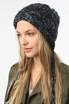 Staring at Stars Slouchy Knit Trapper Hat  $9.99 (was $34.00)