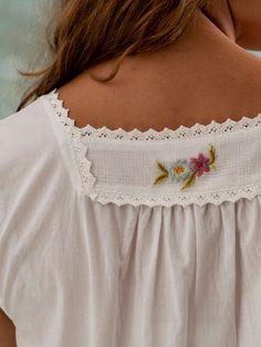 Fleur Ladies Nighty | Ladies, Nightwear :Beautiful Designs by April Cornell