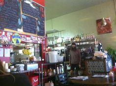 Jam Cafe & Breakfast vegan/vegetarian Portland, Oregon.
