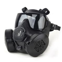 Camping & Hiking Trustful M50 Mask Army Airsoft Tactical Wargame Paintball Full Face Skull Gas Mask With Fan With Goggles Protective 22.5*17.5cm Wholesale Back To Search Resultssports & Entertainment