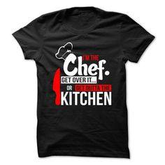 I'm The Chef T-Shirt Hoodie Sweatshirts aoe. Check price ==► http://graphictshirts.xyz/?p=72484