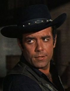 Adam, The Man in Black Old Tv Shows, Movies And Tv Shows, Old Western Movies, Bonanza Tv Show, Pernell Roberts, Michael Landon, Tv Westerns, Gray Eyes, Handsome Man