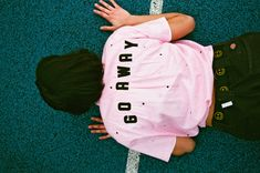 Lazy Oaf Spring/Summer 2017 Lazy Oaf's second spring range is all about skipping the drag and pilling a sick day. Francoise Gilot, Gus G, Fight The Power, Desert Fashion, Lazy Oaf, Power To The People, Girl Gang, Going To Work, Girl Power