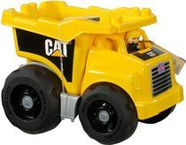 Mega Bloks Caterpillar Large Dump Truck - $17.99! - http://www.pinchingyourpennies.com/mega-bloks-caterpillar-large-dump-truck-17-99/ #Amazon, #Dumptruck, #Megabloks