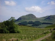 Dumgoyne of the West Highland Way: Scotlands long distance hiking route