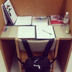 study cubby