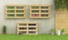 Für die Vergrößerung des Balkons oder Gartens, als Unterlage oder für andere Arbeiten sind Holzpaletten praktisch. Sie sind vielseitig einsetzbar und biologisch abbaubar. Aber: Woher bekommt man sie eigentlich? Hier ein paar Tipps zu Paletten-Quellen.