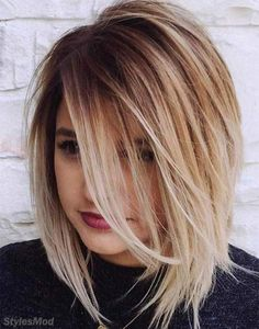 Short Bob Wigs for Women Sale Human Straight Blonde Hair(Color:Seven Colors) Layered Haircuts & Hairstyles Hair Styles 2016, Short Hair Styles, Hair Cut Styles Medium, Hair Medium, Braid Styles, Medium Long, Medium Length Hair Cuts With Layers, Layered Haircuts Shoulder Length, Layered Haircuts For Medium Hair With Bangs