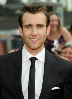 Neville Longbottom/ Matthew Lewis - Girlscene. Can we just acknowledge the fact that he got hot?
