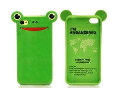 Case for a Cause: Animal iPhone Cases by Anicase