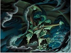 Fantasia concept art by Kay Nielsen, 1940Heritage Auctions