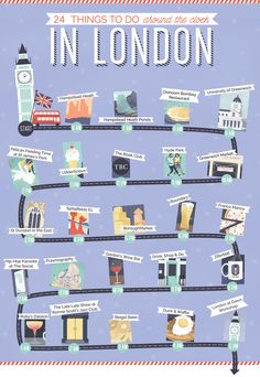There are nonstop things to do, places to be, and sights to see in London. Find something for every hour you're there with our guide. But first, be sure you get there with a nonstop flight on Air C...