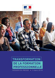 Dossier de presse | Réforme de la formation professionnelle