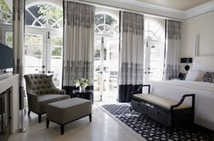 @Hotel Bel-Air #design #travel #hotel #interior #bedroom
