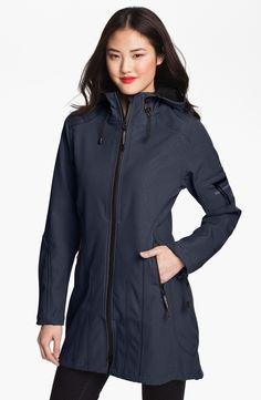Ilse Jacobsen Hornbaek 'Rain 7' Hooded Water Resisant Coat