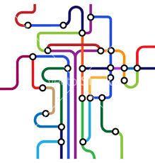 """Résultat de recherche d'images pour """"art metro map"""""""