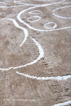 Cotton Rugs, Childrens Rugs, Nursery Rugs, Rug Making, Weaving, Kids Rugs, Beige, Interiors, Taupe