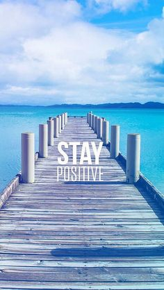 Stay Positive -- Beautiful Dreams and the Ocean l Motivational Inspirational Quotes Positivity Pictures Wallpaper Background Photography Places Iphone 6 Wallpaper, Summer Wallpaper, Cool Wallpaper, Screen Wallpaper, Phone Wallpapers, Iphone Pics, Rainbow Wallpaper, Positive Wallpapers, Cute Wallpapers