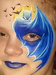 Image result for boy eye facepaints