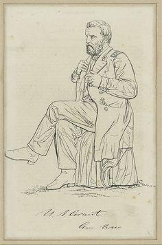 Ulysses S Grant, Civil War Art, School Reunion, New York Public Library, Founding Fathers, American Civil War, Ohio, Presidents, 18th