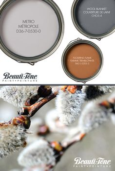 Refresh your #home with this #BeautiTone colour palette, inspired by our first sign of #spring.