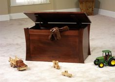 Manhattan Style: children's toy box, Kids hobby box, dress-up chest or whatever they can imagine!